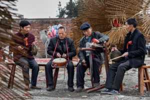 PhotoVivo Gold Medal - Ruijuan Huang (China)  Band