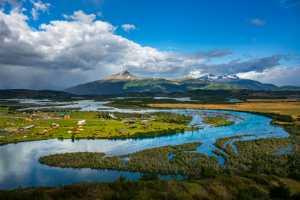 Circuit Merit Award e-certificate - Xianna Song (China)  Paine National Park