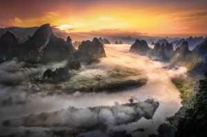 ICPE Gold Medal - Hsiang Hui (Sylvester) Wong (Malaysia)  Xianggong Mountain III