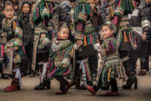PhotoVivo Gold Medal - Zhong Qiu (China)  Children At Gulu Festival