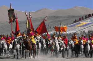PhotoVivo Gold Medal - Junming Li (China)  Sun Buddha Festival