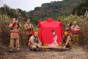 PhotoVivo Gold Medal - Yichi Wang (China)  Marriage