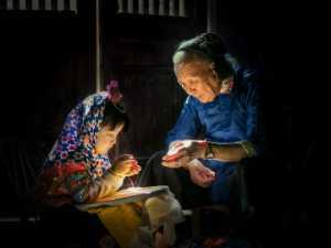 PhotoVivo Gold Medal - Weining Lin (China)  Inherit