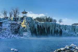 APAS Gold Medal - Aijun Liu (China)  Winter In Jingbo Lake