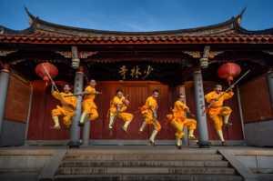 Best 100 Collection - Zhesheng Zhuang (China)  Shaolin 1