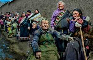 APU Spring Merit Award E-Certificate - Song Chuan Tan (Malaysia)  Elderly Tibetan