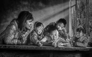 APAS Honor Mention e-certificate - Juanjuan Shen (China)  Write To Mom