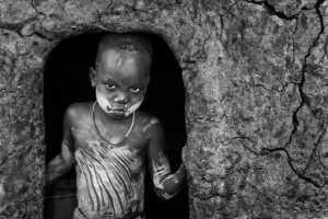 APU Gold Medal - Michele Macinai (Italy)  Mursi Child