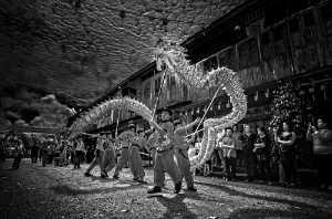 APU Honor Mention e-certificate - Liew Ted Ghee (Malaysia)  Dragon Dance Of Siniawan