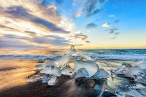 APAS Honor Mention e-certificate - Wei Fang (Canada)  Icy Ocean 3