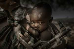 PhotoVivo Gold Medal - Yonghong Jin (China)  Tribal Child11