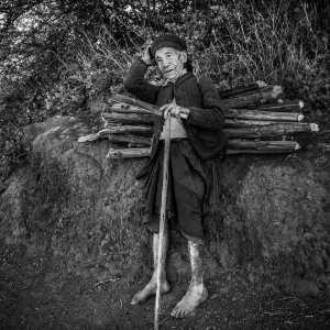 PhotoVivo Gold Medal - Jiuru Liang (China)  Old Woman
