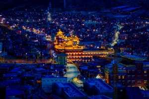 PhotoVivo Gold Medal - Tze Man Lau (Hong Kong)  Sertar Night Scene