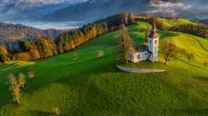 APAS Gold Medal - Peter Balantic (Slovenia)  Autumn Morning