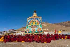 ICPE Gold Medal - Jiuru Liang (China)  Monks Gathering
