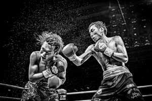 RPST Honor Ribbon - Ka Chon Chiang (Macau)  Heavy Punch 10