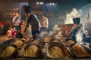 PhotoVivo Gold Medal - Zhi Zhao (China)  Make Wine