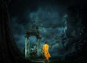 ICPE Gold Medal - Hong Jiang (China)  Buddha Door
