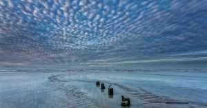 PhotoVivo Honor Mention - Christine Woolgar (United Kingdom)  Blue Dawn