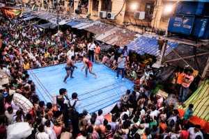 PhotoVivo Gold Medal - Soham Sarkar (India)  Wrestling - 2211