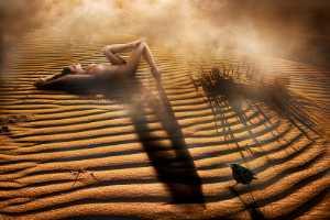 PhotoVivo Honor Mention e-certificate - Arnaldo Paulo Che (Hong Kong)  Passionate Desert 1