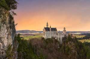 APAS Gold Medal - Chiong Soon Tiong (Malaysia)  Neuschwanstein Castle