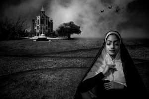 PhotoVivo Honor Mention e-certificate - Dibyendu Dutta (India)  PRAYER