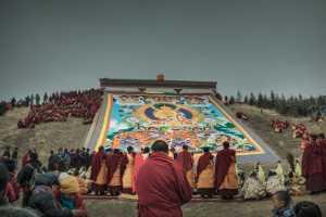 PhotoVivo Gold Medal - Jietang Wang (China)  Buddha Festival
