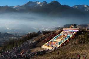 PhotoVivo Honor Mention e-certificate - Ka Yi Winnie Tse (Hong Kong)  Lhasa Shoton Festival