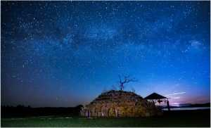 APU Honor Mention E-Certificate - Huijun Liang (China)  Under The Stary Sky