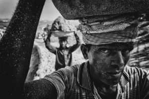 PhotoVivo Gold Medal - Md Tanveer Hassan Rohan (USA)  Sand Porter