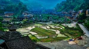 Circuit Merit Award e-certificate - Zuping Zhang (China)  The Dawn Of Miao Village