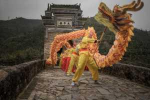 PhotoVivo Gold Medal - Lecheng Nie (China)  Dragon Dance