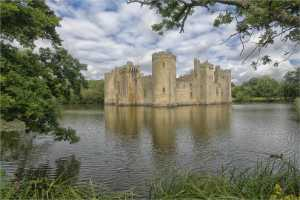 Circuit Merit Award e-certificate - Malcolm Jenkin (England)  The English Castle