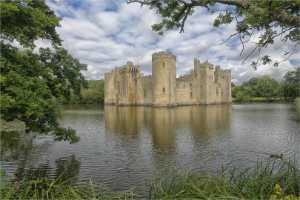 Circuit Merit Award e-certificate - Malcolm Jenkin (England)  The English Castle