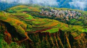 APAS Honor Mention e-certificate - Minghang Lai (Taiwan)  Majestic Terrain