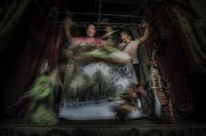 PhotoVivo Honor Mention - Deying Huang (China)  Shadow Play