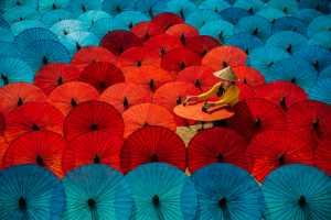 APAS Gold Medal - Than Sint (Singapore)  Colorful Work 2