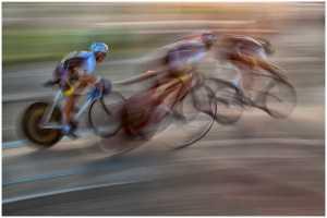 RPST Bronze Medal - Triet Bui (USA)  Bike Racing