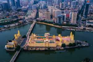 PhotoVivo Honor Mention e-certificate - Pinguan Zheng (China)  Modern City
