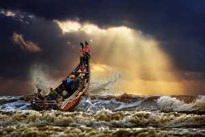 PhotoVivo Gold Medal - Tong Hu (China)  CHUAING SEA