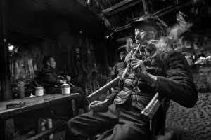 PhotoVivo Gold Medal - Phillip Cheang (Malaysia)  Smoking Hard_2