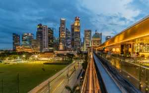 PhotoVivo Gold Medal - Veronica Chai (Singapore)  City View