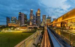 FIP Ribbon - Veronica Chai (Singapore)  City View