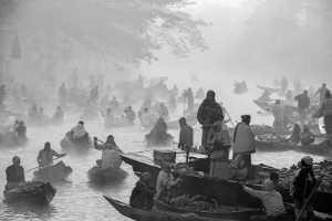 APU Honor Mention e-certificate - Peide Yuan (China)  Morning Of Water Tribe