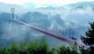 PhotoVivo Gold Medal - Liu Zhiping (China)  Aizhai Bridge
