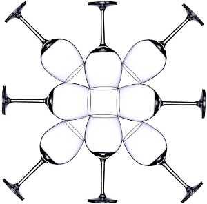 PhotoVivo Gold Medal - Janos Demeter (Hungary)  Symmetry