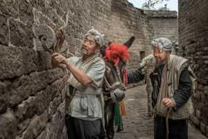 PhotoVivo Gold Medal - Baolan Liu (China)  Cave Man 12