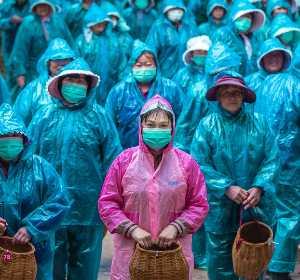 FIP Ribbon - Senliang Li (China)  In The Rain 21