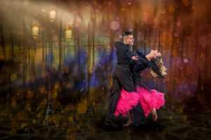 APU Winter Merit Award E-Certificate - Kai Lon Tang (Macau)  Dancing In Venice